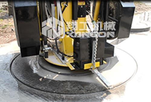 井盖圆周切割机